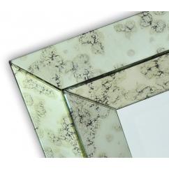 specchio Ancona Grigio :: DUBIEL VITRUM - produzione di specchi