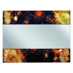 specchio Big Bang :: DUBIEL VITRUM - produzione di specchi
