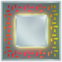 specchio Box 3 :: DUBIEL VITRUM - produzione di specchi