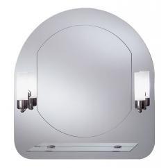 specchio Gaja 2 :: DUBIEL VITRUM - produzione di specchi
