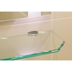 Ripiano in vetro :: DUBIEL VITRUM - produzione di specchi